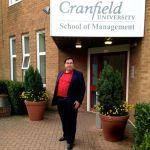 Visiting Cranfield Business School UK
