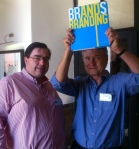 Launch of the Brands and Branding Annual 2014 with the Publisher Ken Preston
