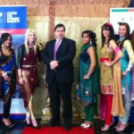 Officiating at India Week