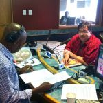 Radio interview by Ike Phaahla, SAFM: The Media Show