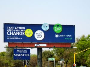 Liberty Health Billboard