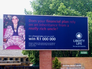 "Liberty Life ""Get a plan get a Life"" campaign conceived by howard and his team, resulted in excess of 35 000 financial plans being completed during the promotion period."
