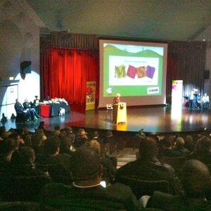 Howard Fox Marketer at the MOST / Roger Garlick Awards