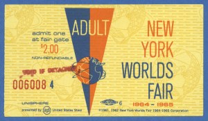 World Fair -Isaac Asimov's predictions.